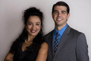 Dr. McDonald and Dr. Malakis of Lifetime Smiles in Escondido, CA